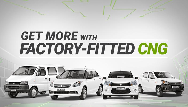 Maruti Suzuki Best Cng Cars Price Mileage Offers Variants
