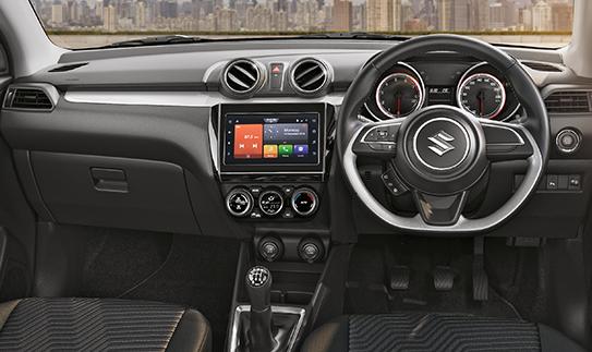 New Swift Cockpit Design