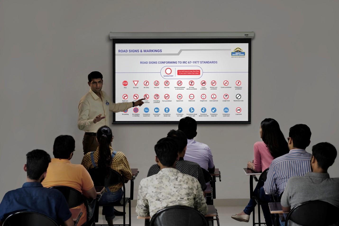 Maruti Driving School- World-Class Driving Training